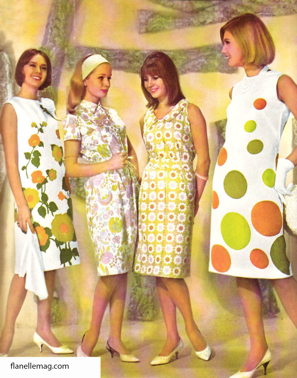 Women's Fashion By The Decade Current Designers Take