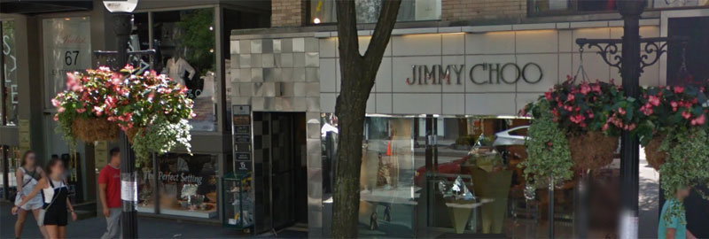 Jimmy Choo in Chicago