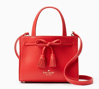 kate spade bag only