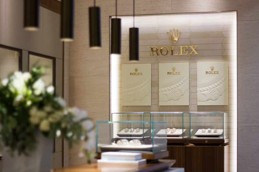 Rolex by Razny Jewelers in Chicago