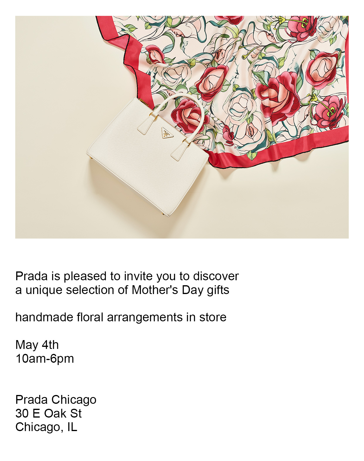 prada in Chicago