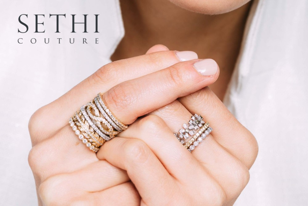 Sethi Couture and Razny Jewelers