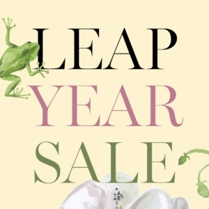 Razny Leap Year Sale